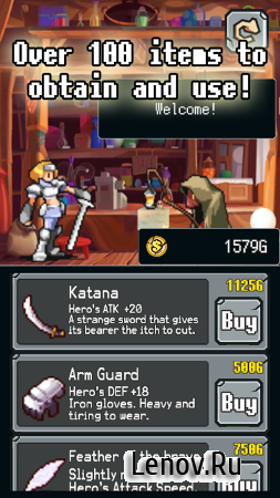 Automatic RPG v 1.4.1 (God Mode/Massive Gold/EXP)