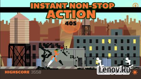 Stick Fight (обновлено v 3) (Mod Money)