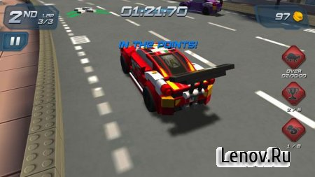 LEGO® Speed Champions (обновлено v 8.0.109) Mod (Unlocked)