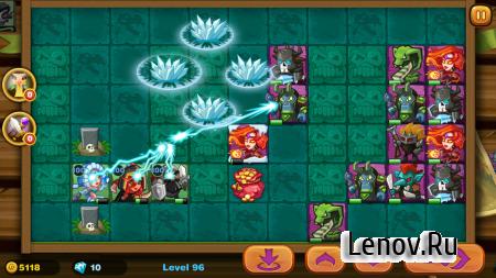 Cards Wars:Heroic Age HD v 2.4 (Mod Money)