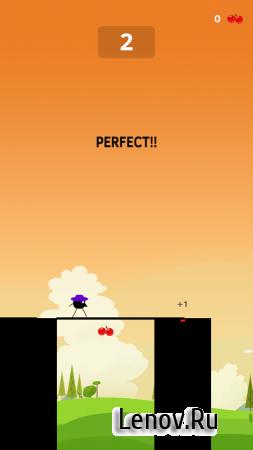 Stick Hero v 2.0.0 (Mod Cherries)