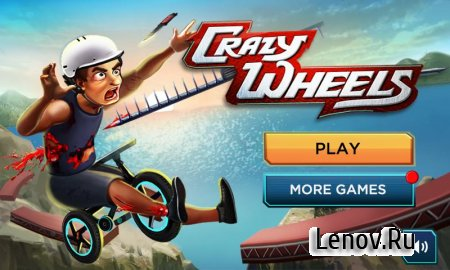 Crazy Wheels v 1.0.7 Мод (Unlimited Gems)