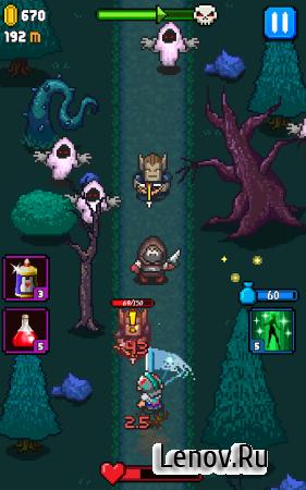 Dash Quest (обновлено v 2.8.2) (Mod Money/Skill)