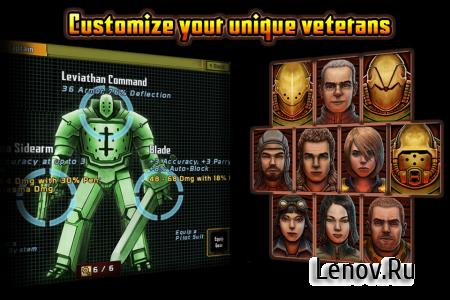 Templar Battleforce RPG v 2.6.67 Мод (полная версия)