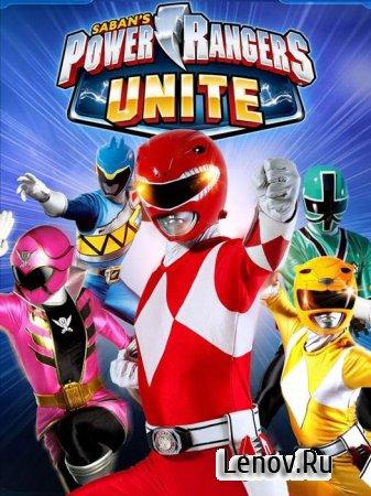 Power Rangers: UNITE (обновлено v 1.2.0) Мод (много денег)