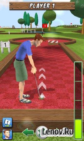 My Golf 3D FULL (обновлено v 1.13) Мод (Unlocked)