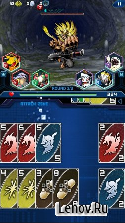 Digimon Heroes! (обновлено v 1.0.45) Мод (Always Earn 400 FP)