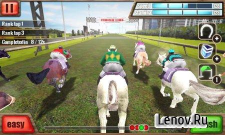 Horse Racing 3D v 2.0.1 (Mod Money)