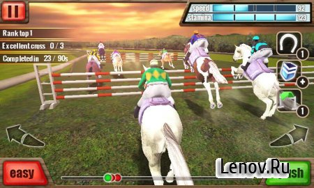 Horse Racing 3D v 2.0.1 (Mod Money)