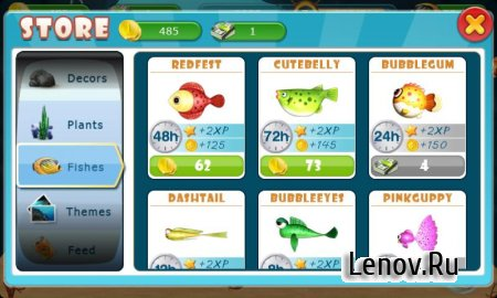 Fish Live v 1.5.3 (Mod Money/Ad-Free)