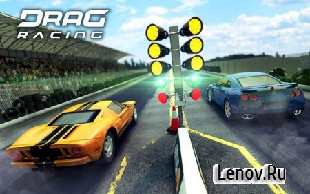 Drag Racing Classic v 1.7.83 (Mod Money/Unlocked)