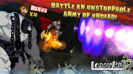 Undead Assault (обновлено v 1.4.6) (Mod Money)