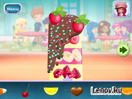 Strawberry Sweet Shop v 1.5 Мод (Ad-Free/Unlocked)