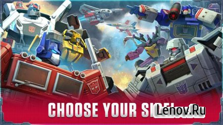 Transformers: Earth Wars v 5.0.0.134 Мод (Unlimited Skill/Mana/Energy)
