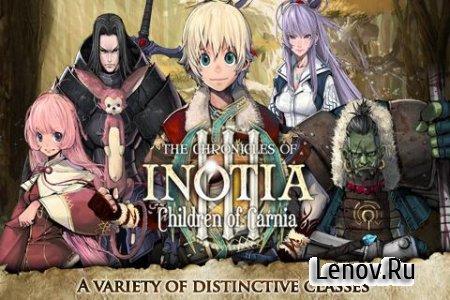 Inotia 3: Children of Carnia (обновлено v 1.4.5) (Mod Money)