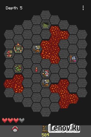 Hoplite (обновлено v 2.4.6) Мод (Unlocked)