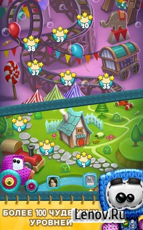 Toy Blast v 6595 Мод (Unlimited Lives/Boosters & 100 Moves)