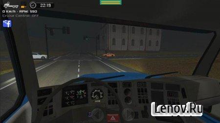 Grand Truck Simulator (обновлено v 1.13) Мод (много денег)