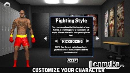 Kickboxing Road To Champion P (обновлено v 3.15) Мод (много денег)