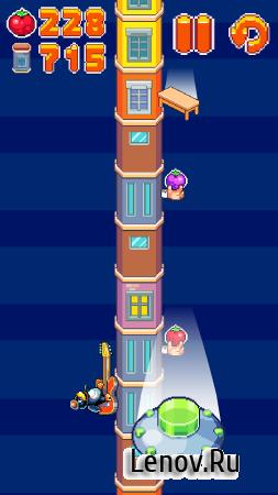 Zoo Landing - Endless Climber v 1.01.009 Мод (Unlock/Ad-Free)