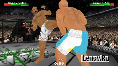 Weekend Warriors MMA v 1.160 Мод (Unlocked)