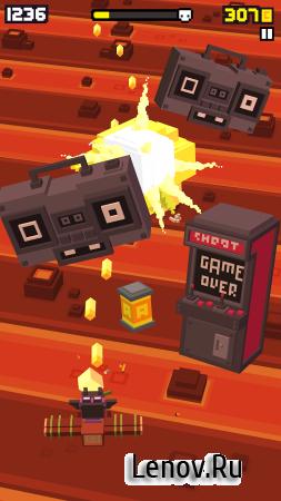 Shooty Skies - Arcade Flyer v 3.310.9995 Мод (Characters Unlocked & More)