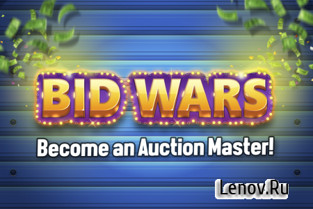 Bid Wars - Storage Auctions v 2.14 (Mod Cash/Gold Bars/Power Ups)