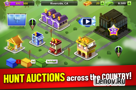 Bid Wars - Storage Auctions v 2.17.2 (Mod Cash/Gold Bars/Power Ups)