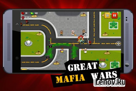 Mafia Defense v 1.25 (Mod Money)
