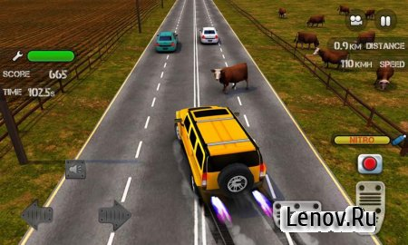 Race the Traffic Nitro v 1.2.6 (Mod Money/Unlocked)