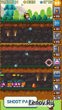 Platform Defense (обновлено v 1.58) (Full) (Mod Money/Unlocked)