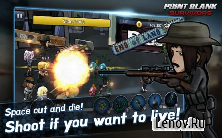 PointBlank Survivors v 0.99 (Mod Gold/Gems)