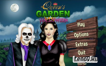 Queen's Garden Halloween v 1.0 (Mod Money)