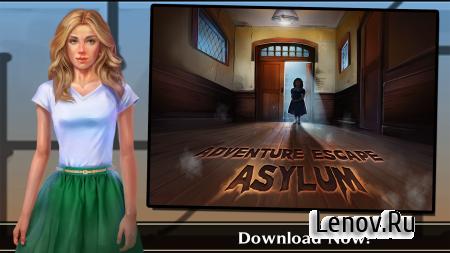Adventure Escape: Asylum v 32 (Mod Hints)