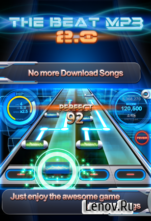 BEAT MP3 2.0 - Rhythm Game (обновлено v 2.5.0) (Mod Money)