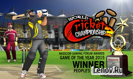 World Cricket Championship 2 v 2.9.2 (Mod Money/Unlocked)