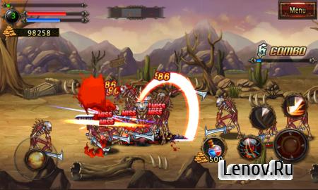Temple Fight 2014 v 1.0.6 (Mod Money)