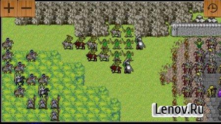 Age of Fantasy v 1.128 Мод (много денег)