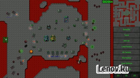 Rusted Warfare - RTS Strategy v 1.13.2 (Mod Money)