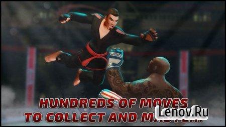 MMA Federation (обновлено v 3.4.24) Мод (много денег)