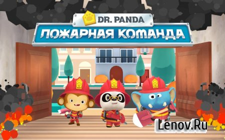 Dr. Panda Firefighters v 1.0 (Full)