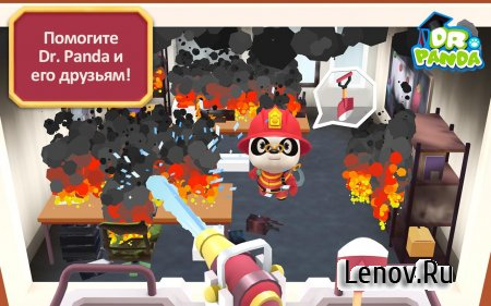 Dr. Panda Firefighters v 1.0 (Full)