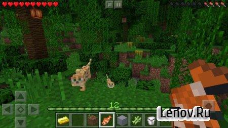 Minecraft - Pocket Edition v 1.12.0.14 Mod (Unlocked/No damage & More)