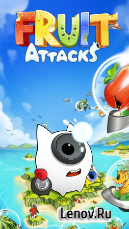 Fruit Attacks v 1.11.31 (Mod Money)