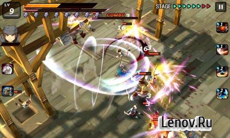 Devil Ninja Fight v 1.2 Мод (Gold/Jade/Unlocked)