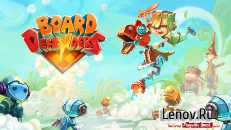 Board Defenders v 1.0.4 (Mod Hints)