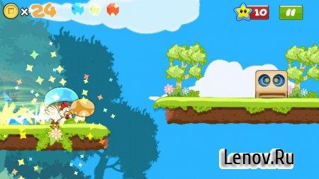 Mega Chick Rush Run Adventure v 1.1.8 (Mod MP/Coins)