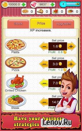 Restaurant Tycoon v 5.6 (Mod Money)