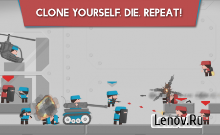 Clone Armies v 6.1.1 (Mod Money)