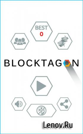 Blocktagon v 1.6 Mod (Unlocked)